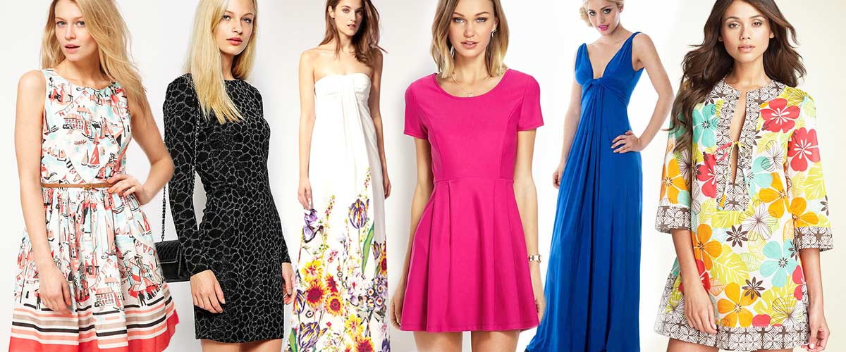 Perfect Summer Dresses That You Can Try On