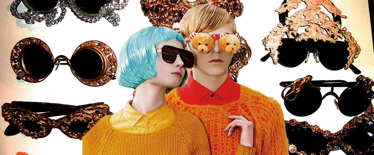 The Most Eccentric Sunglasses Trends on the Streets