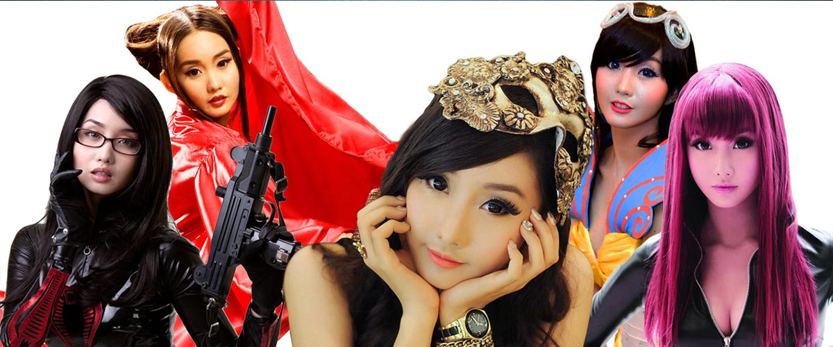 The Many Faces of Cosplayer Alodia Gosiengfiao
