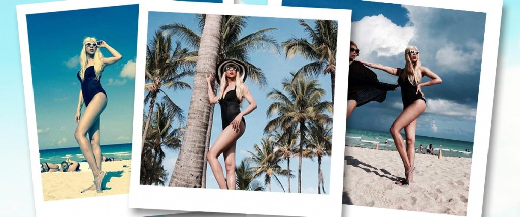 Vice Ganda's Swimsuit Photos in Miami Go Viral
